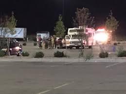 Walmart Colorado Springs Nothing Suspicious After Hazmat Called To Walmart Parking Lot