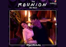 the most wanted reunions are sidnaaz