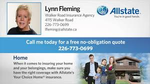 lynn fleming allstate insurance car home motorcycle welcomehomea ca