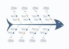 Fishbone Chart Free Node Fishbone Diagram Templates