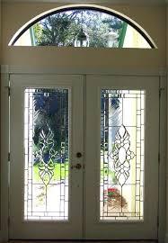 stained glass for front door medium size of glass pantry door home depot decorative door glass