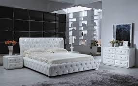 Contemporary Leather Bedroom Suite 7 Fivhter Com elclerigocom