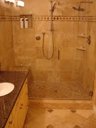 Brown Tiles Bathroom Brilliant Bathroom Handsome Bathroom Shower Tile Remodeling Ideas