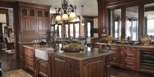 add granite counters for traditional elegance in your kitchen
