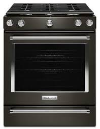 Be Bold with <b>Black Stainless</b> Steel Appliances | KitchenAid
