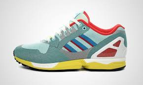 torsion adidas red. mens adidas zx flux weave \ torsion red