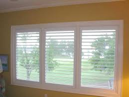 lowes plantation shutters cost through white faux wood57