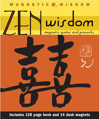 Amazoncom Zen Wisdom Magnetic Quotes And Proverbs Magnetic