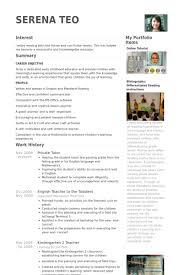 Private Tutor Resume Samples Visualcv Resume Samples Database