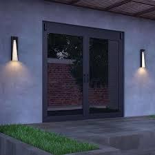 Exterior Wall Accent Lighting Calypso Outdoor Wall Sconce In 2019 Outdoor Wall Sconce