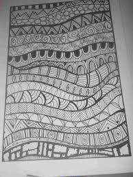 Easy Zentangle Patterns Extraordinary Rhpinterestcombasicseasyzentangledrawingpatternsforkids