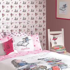 Kids Bedroom Wall Decor Roald Dahl Matilda Wallpaper Muriva 601525 New Kids Bedroom