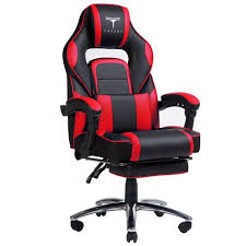 high back mesh office chair with leather effect headrest. htopsky high back racing style pu leather computer gaming office chair (navy \u0026 white) mesh with effect headrest