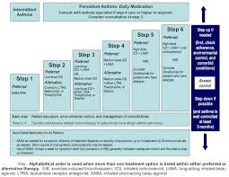 Figure 4 5 Stepwise Approach For Managing Asthma In Youths