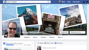 facebook profile page with cover photo. Fine Facebook Photoshop Tutorial Create A Facebook Cover Photo Montage With Seamless  Profile  YouTube Inside Page With