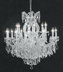maria theresa chandelier 13 light medium size of assembly instructions crystal style picture 4