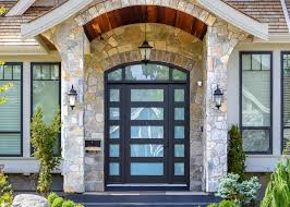 32 types of glass front doors for your