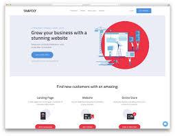 Builder Online 24 Best Business Website Builders 2019 Colorlib