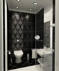 Black And White Bathroom Black And White Bathroom Tiles Pictures 9designsemporium