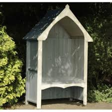 shire balsam arbour bench pressure