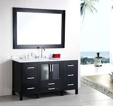 double vanity one sink. sinks : long vanity sink double extra with one .