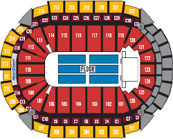 Myth Live Seating Chart Xcel Energy Center Seat Viewer