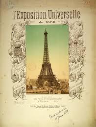 Image result for 1889 World's Fair logo