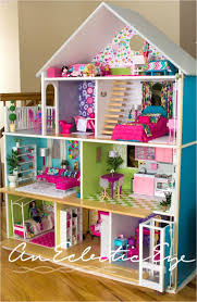 free plans for building a barbie doll house diy dollhouse my diys diy dollhouse doll