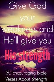 Bible Quotes For Strength Inspiration 48 Encouraging Bible Verses About Strength