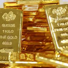 Safe-Haven Gold Hit Highest Point in 12 Months