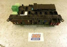 bmw x5 fuse box replacement fuse boxes 2001 bmw x5 e53 4 4 petrol main fusebox relay board 6907395 448s2