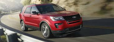 Ford Explorer Towing Capacity Chart 2018 Ford Explorer Towing Specs Details River View Ford