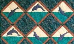 Dolphin Dream Quilt Pattern | HowStuffWorks &  Adamdwight.com