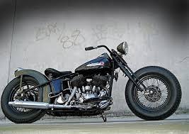 history of custom motorcycles