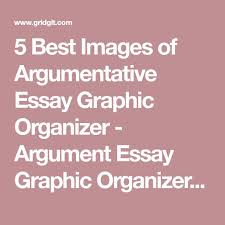 the best argumentative essay outline ideas  5 best images of argumentative essay graphic organizer argument essay graphic organizer 5 paragraph