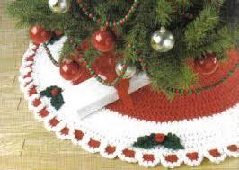 Christmas Tree Skirt Crochet Pattern Interesting Crochet Your Christmas Tree Skirt 48 Free Patterns Grandmother's
