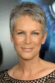 grey pixie haircuts for older las