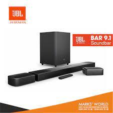 MARKS WORLD - JBL BAR 9.1 Dolby Digital Soundbar...