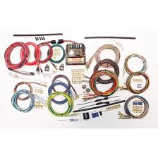 universal wiring harness hot rod solidfonts wiring harness street rod classic car truck hot