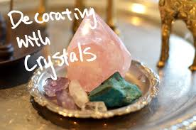 I've recently renewed my interest in crystals.