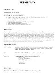 Choreographer Resume Academic Essay Writing Services SkillSTAT Resume Dancer 4