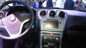 Chevrolet Captiva Sport 2015 Video Interior Colombia - YouTube