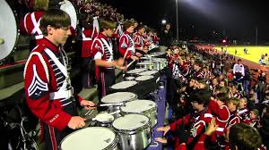 Image result for pictures of people in high school bands playing drums