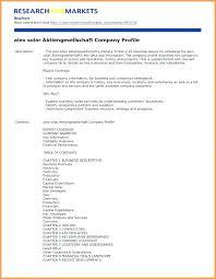 Employee Profile Sample Employee Profile Template Word Company Design Doc Lccorp Co