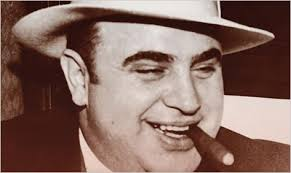 Image result for al capone and jesus