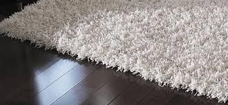 white shag rug. Safavieh California White Shag Rug I