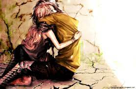 73+] Cute Anime Couple Wallpaper on ...
