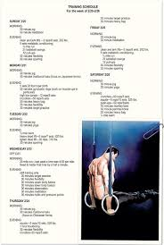 Gym Workout Sheet Custom Batman's Workout Routine Revealed Men's Fitness Oh That's What I