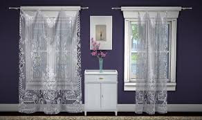 build a curtain lace sheer by green100