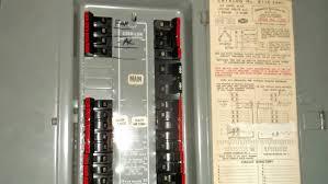 new, used & obsolete cutler hammer circuit breakers Fuse Box vs Breaker Box fpe stab lok circuit breakers